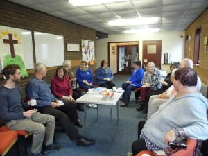 We had another successful Mindfulness workshop May 2015, followed by refreshments and a chat.